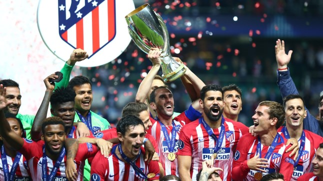 Diego Godin UEFA superkarikaga.