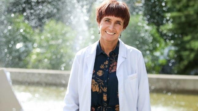 Küll saab hakkama! Irena Bartelsil jagub rohkelt usku nii Eesti meestesse kui ka kohalikku tervishoiusüsteemi.