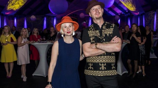 Marii Karell ja Siim Männik
