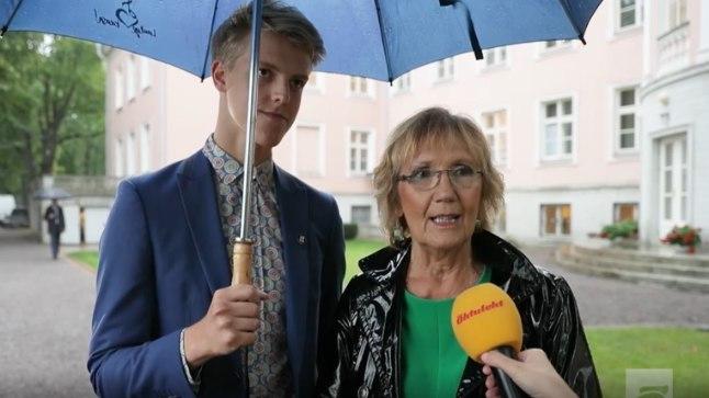 Reet Linna, Kaspar Kalle