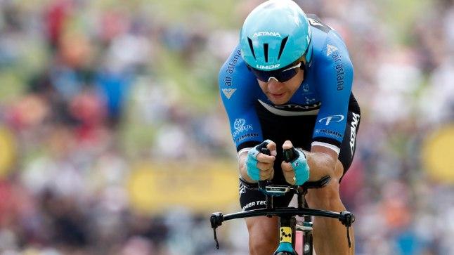 Tanel Kangert Tour de France'l.