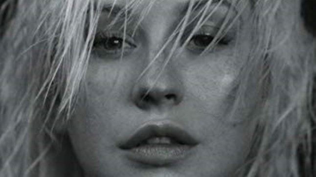 "Christina Aguilera ""Liberation"""