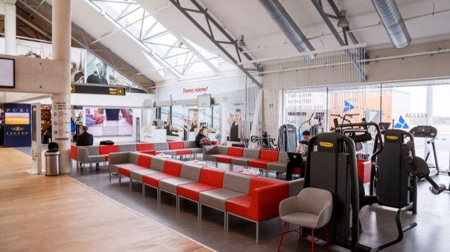 Tallinna Lennujaama reisijateterminal