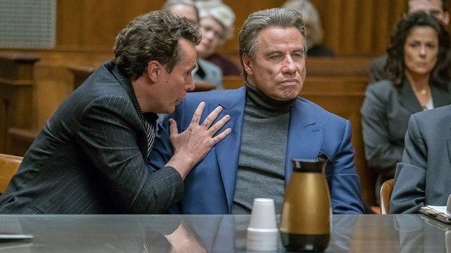 """John Travolta pole sel pildil silmnähtavalt situatsiooniga rahul. Samasuguse näo manavad ette ka inimesed, kes """"Gottit"""" kinno vaatama lähevad."""