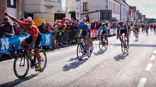 Aksel Nõmmela sai lõpuheitluses viienda koha.