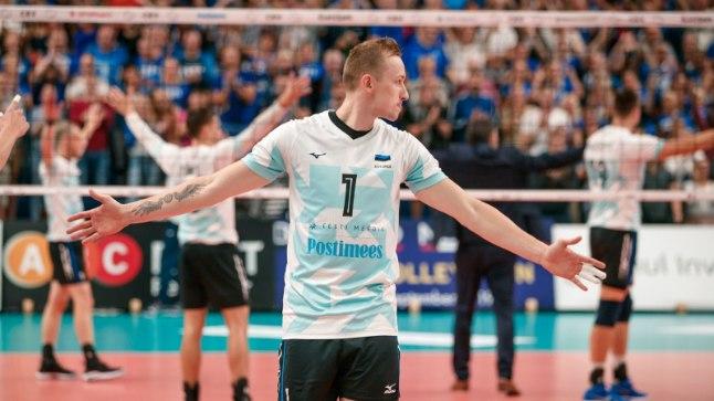 Koduväljakul võitis Eesti Iisraeli 3:0.
