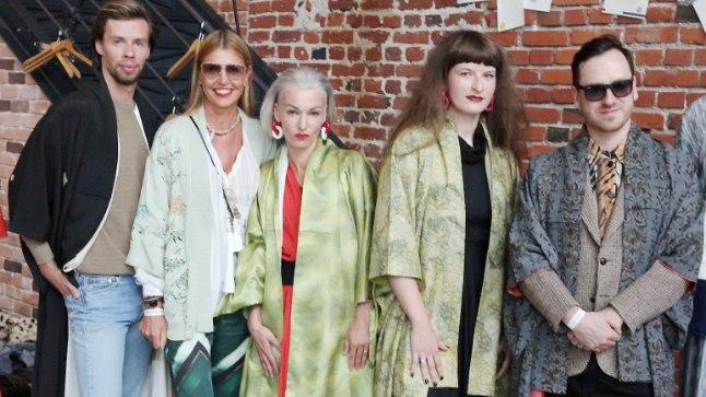 Telliskivi Loomelinnakus uhke Kirbufestival 2018 - Kopli Couture