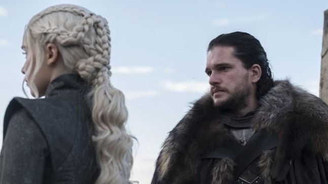 """""""Troonide mängu"""" keskpunkti tõusnud Daenerys Targaryen ja Jon Snow"""