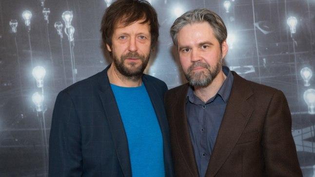 Ivo Uukkivi ja Andri Luup