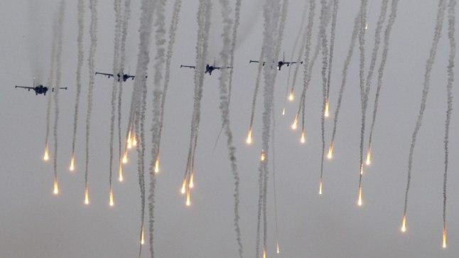 Zapad-2017 sõjamängud Venemaal