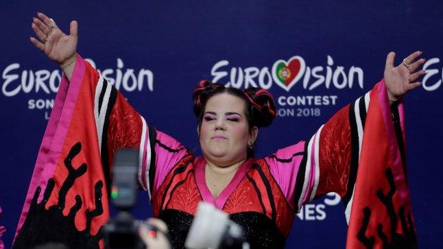 Mullune Eurovisioni võitja Netta