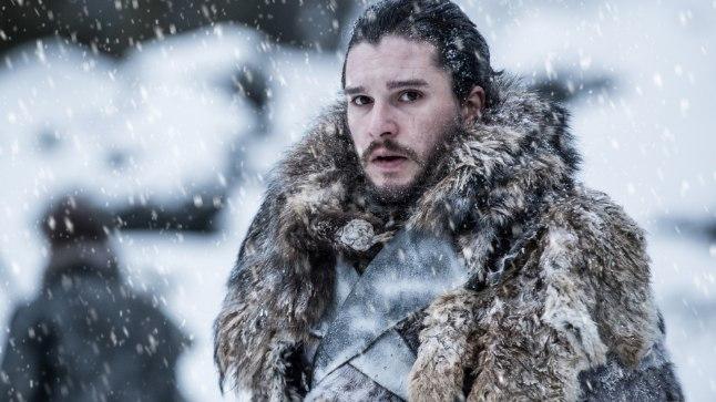 Põhja kuningas: Ed Starki sohipoeg Jon Snow. Fiktsionaalsel tegelasel on muide Inglismaal ajakirjanikust nimekaim - ja peatselt ka esindusõlu.