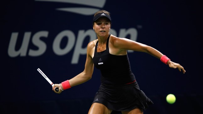 Anett Kontaveit US Openil avaringist kaugemale ei jõudnud.