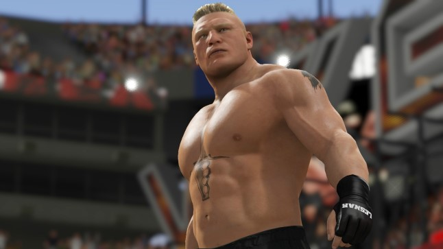 Näib, et Brock Lesnar naaseb täiskohaga UFC-sse.