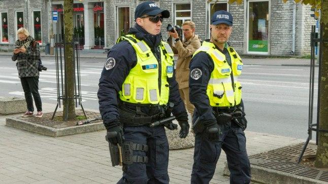 Paljud linlased sooviksid, et politseipatrulle oleks linnapildis rohkem märgata