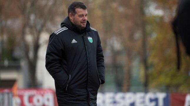 Marko Kristal aastaid tagasi Tallinna Levadia peatreenerina.