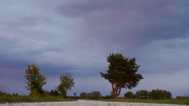 Pilvine ilm Hiiumaal