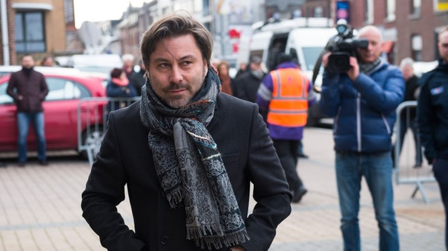 Stephane Pauwels.