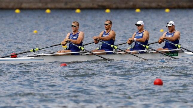 Rio olümpial tõusis Eesti neljapaat poodiumile. Tänavu ei suudeta ligilähedast taset näidata.