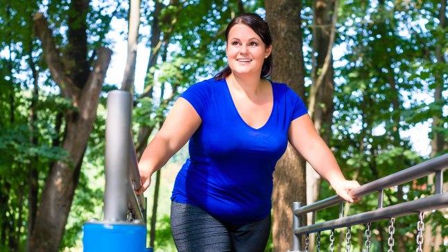 VÕTA RAHULIKULT: ülekaaluline peaks treenimist alustama tasapisi, et mitte liigeseid üle koormata.
