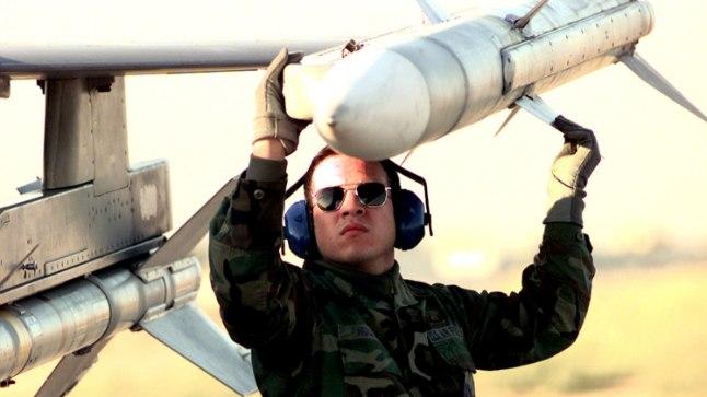 AIM-120 AMRAAM rakett