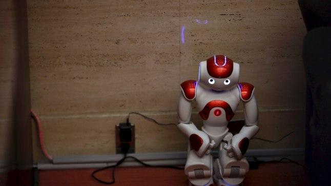 Humanoidrobot Nao.