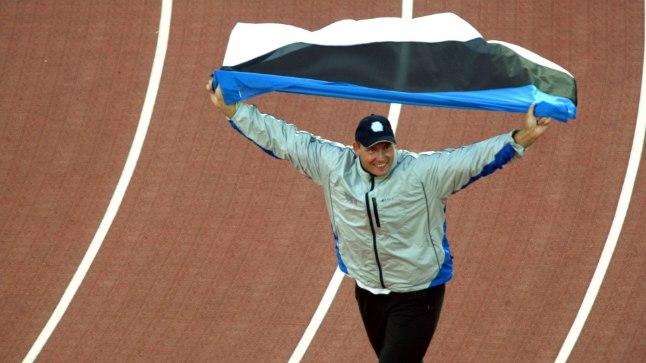 Helsingi MMi hõbe aastal 2005.