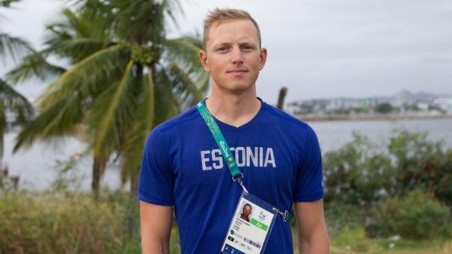 Karl-Martin Rammo osales ka Rio de Janeiro olümpiamängudel.