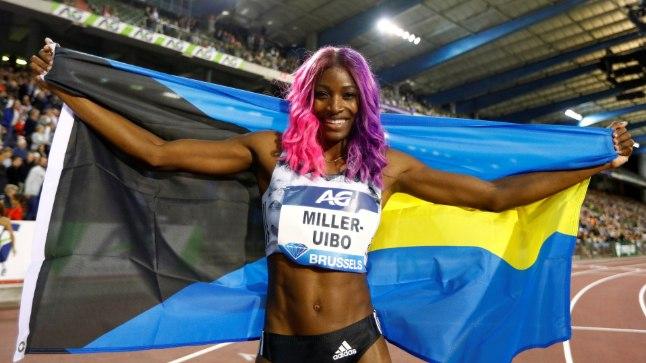 Shaunae Miller-Uibo.