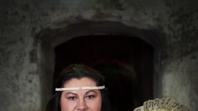 Ukraina selgeltnägija Žanna