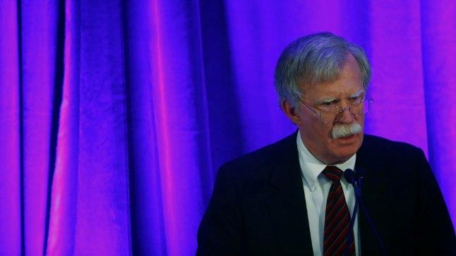 Rahvusliku julgeoleku nõunikule John Boltonile ei ole inimsusevastaseid kuritegusid uuriv ICC kunagi meeltmööda olnud