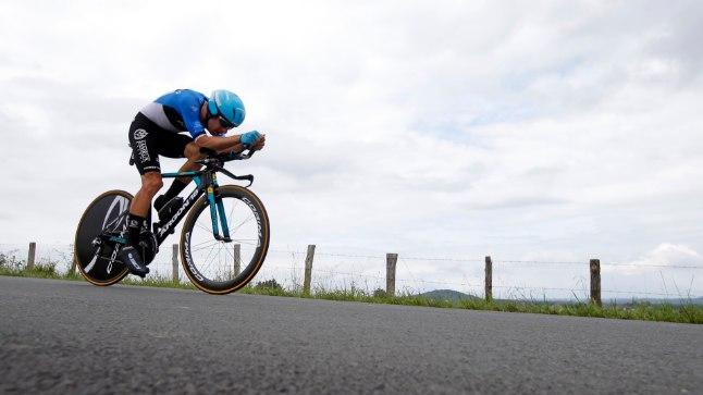 Tanel Kangert Tour de Francel.