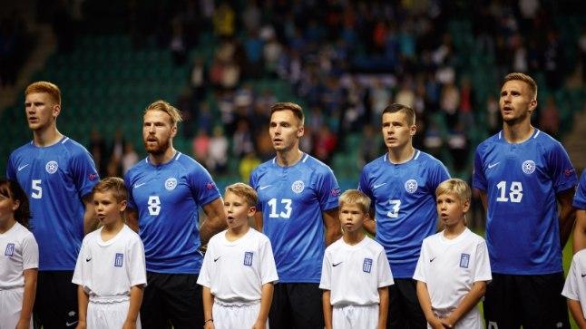 Eesti jalgpallikoondise arvel on pärast kahte Rahvuste liiga kohtumist null punkti ja null väravat.