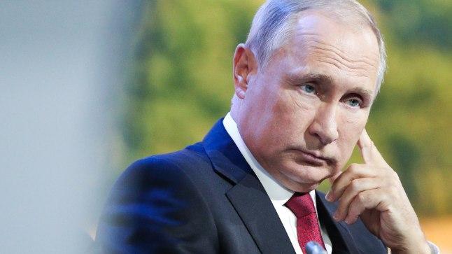 Vladimir Putin Ida majandusfoorumil Vladivastokis