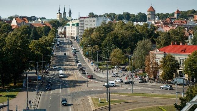 Pärnu maantee
