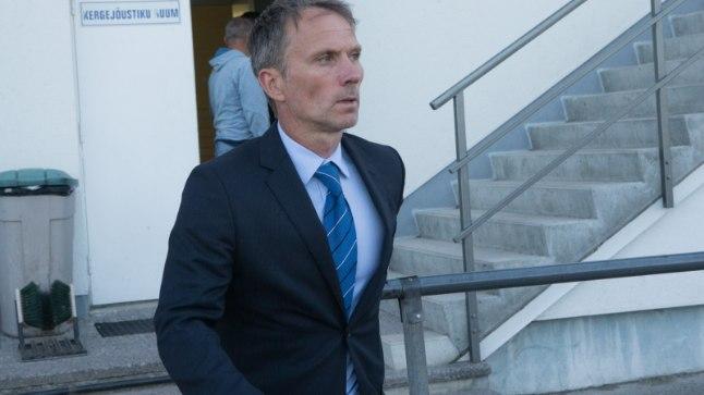 Eesti koondise peatreener Martin Reim.