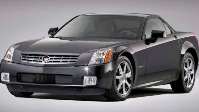 Cadillac XLR.