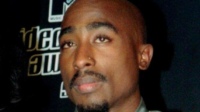 Tupac Shakur oli surres vaid 25-aastane.
