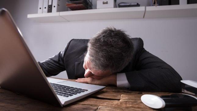 Unistuste töö? Jaapanis on sotsiaalselt aktsepteeritav töö ajal magada!