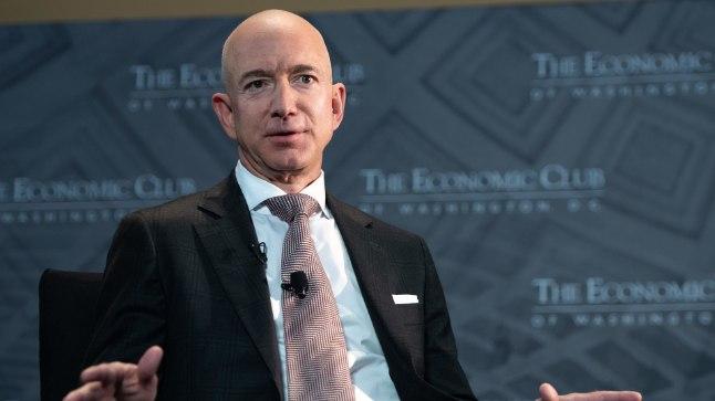 Jeff Bezos (54).