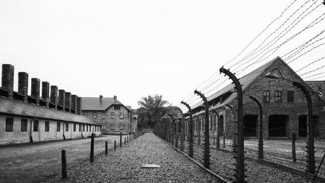 Sakslaste vangilaager Poolas.