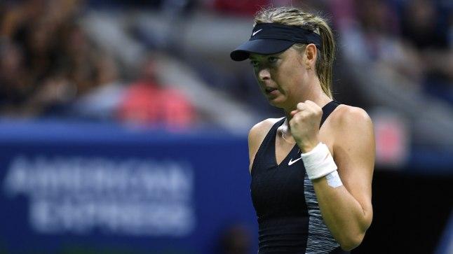 Maria Šarapova püsib endiselt konkurentsis.