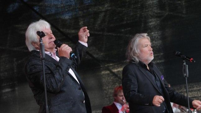 Ivo Linna ja Tõnis Mägi