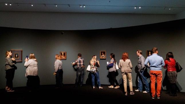 Michel Sittowi näituse viimane päev.