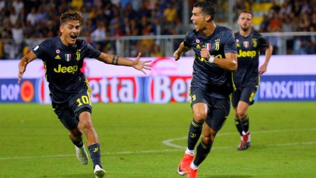 VIDEO | Ronaldo päästis Juventuse perfektse seeria