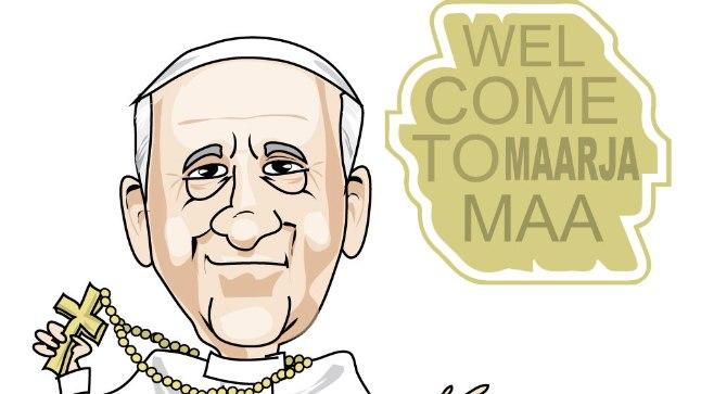 Juhtkiri | Paavst tutvustab Eestit maailmale