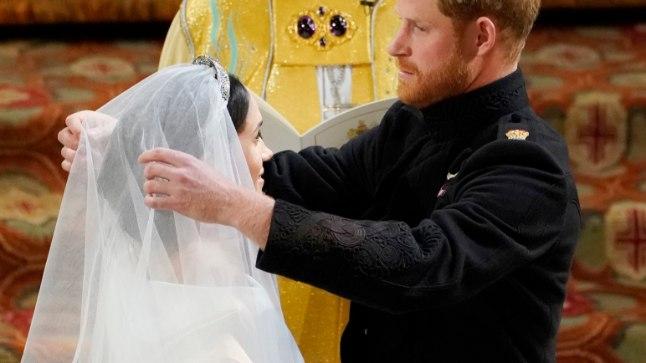 Canterbury peapiiskop Justin Welby laulatas prints Harry ja Megha  Markle'i 19. mail Windsori lossi kabelis.