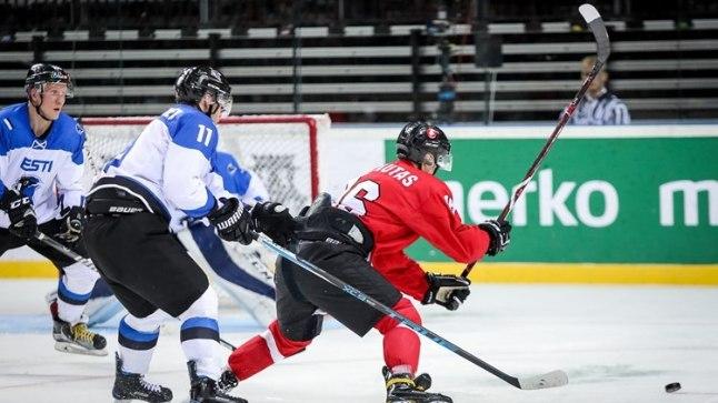 d73bb69053f PÕNEV! Eesti jäähokis võetakse kasutusele jalgpallist tuttav süsteem ...