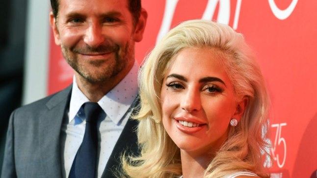 Lady Gaga ja Bradley Cooper Veneetsia filmifestivalil.