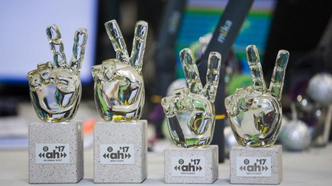 R2 aastahitt auhind 2017